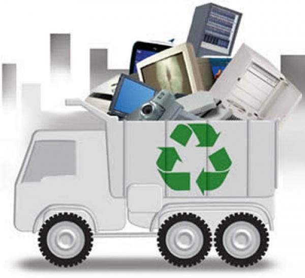 Ανακύκλωση ηλεκτρικών και ηλεκτρονικών συσκευών στο δήμο Ρ. Φεραίου