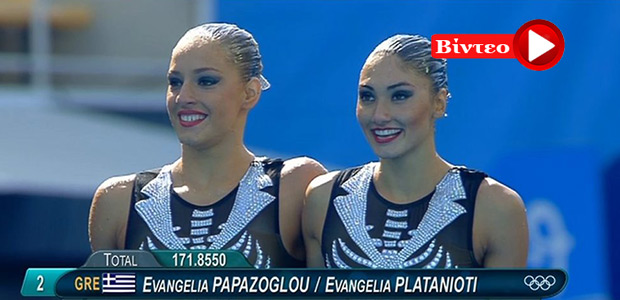 Τη 10η θέση κατέλαβαν οι Πλατανιώτη/Παπάζογλου στον τελικό του ντουέτου