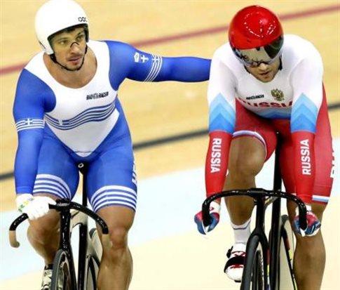 Ποδηλασία Πίστας: Tελικά 12ος ο Βολικάκης, «χρυσός» ο Τζέισον Κένι