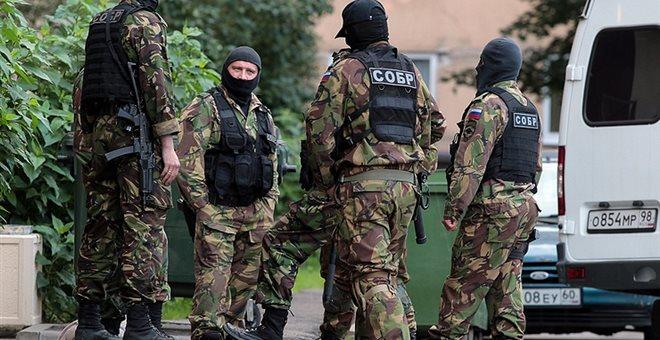 Νεκροί «ένοπλοι» σε επιχείρηση στην Αγία Πετρούπολη, επίθεση στη Μόσχα