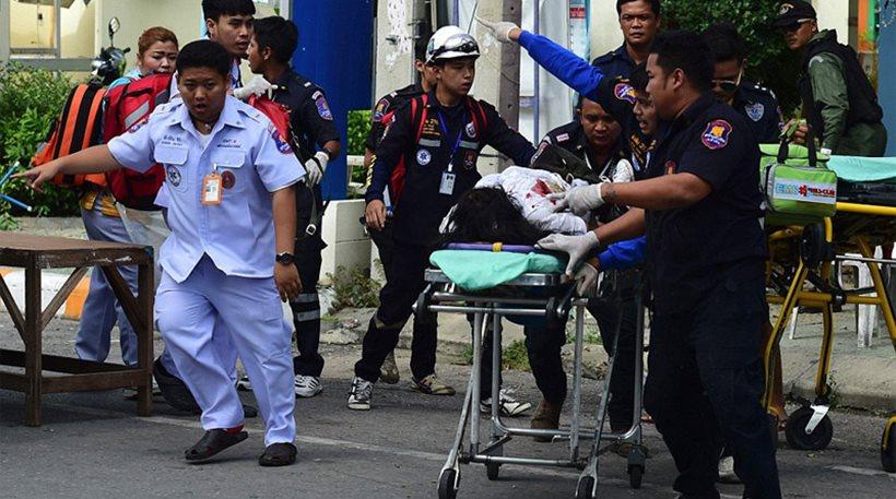 Ταϊλάνδη: 15 συλλήψεις υπόπτων για τις επιθέσεις σε τουριστικά θέρετρα
