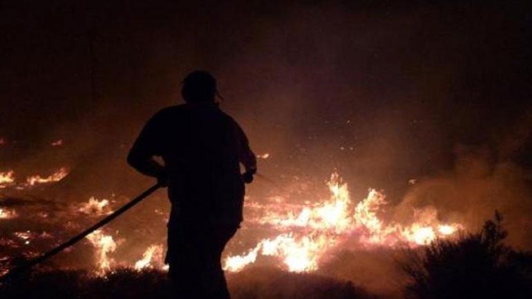 Βρέθηκε απανθρακωμένο άτομο στην πυρκαγιά που ξέσπασε στο Μαντούδι