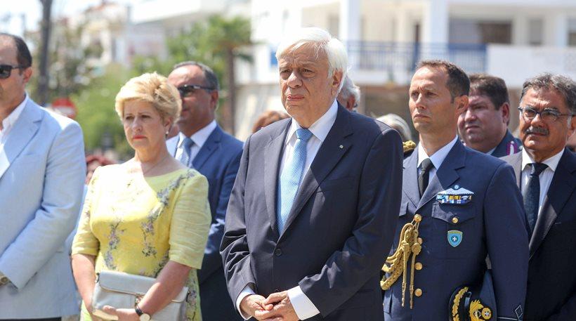 Επιμένει ο Παυλόπουλος: Χρέος μας να μην ξεχνάμε τη Γενοκτονία των Ποντίων