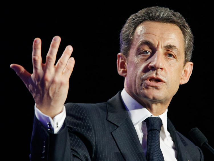 Υποψήφιος για τις προεδρικές εκλογές του 2017 ο Ν. Σαρκοζί
