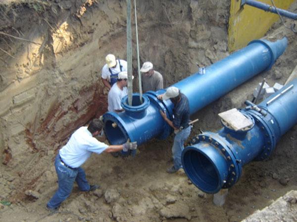 Αντικαθίστανται οι πεπαλαιωμένοι σωλήνες ύδρευσης σε Βόλο -Ν.Ιωνία