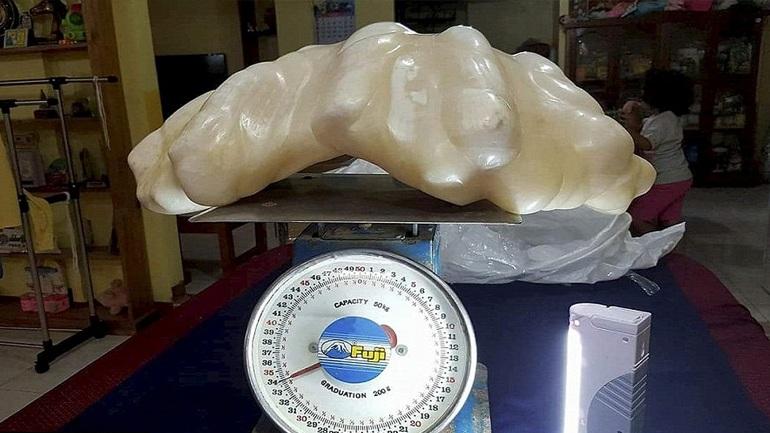 Φιλιππίνες: Ψαρράς έκρυβε στο στρώμα του -χωρίς να το ξέρει- μαργαριτάρι αξίας 88,5 εκατ. ευρώ!