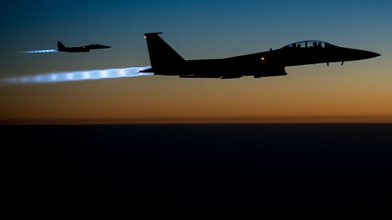 Αγριο σφυροκόπημα των ΗΠΑ στον Isis από αέρος
