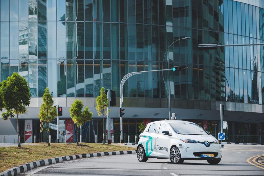 Σιγκαπούρη: Άρχισε η δοκιμή των πρώτων ταξί χωρίς οδηγό