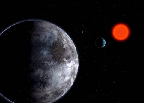 Βρέθηκε πλανήτης που μοιάζει με τη Γη
