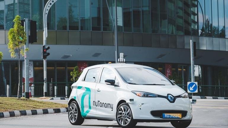 Σιγκαπούρη: Ξεκίνησαν να κυκλοφορούν τα ταξί...χωρίς οδηγό!