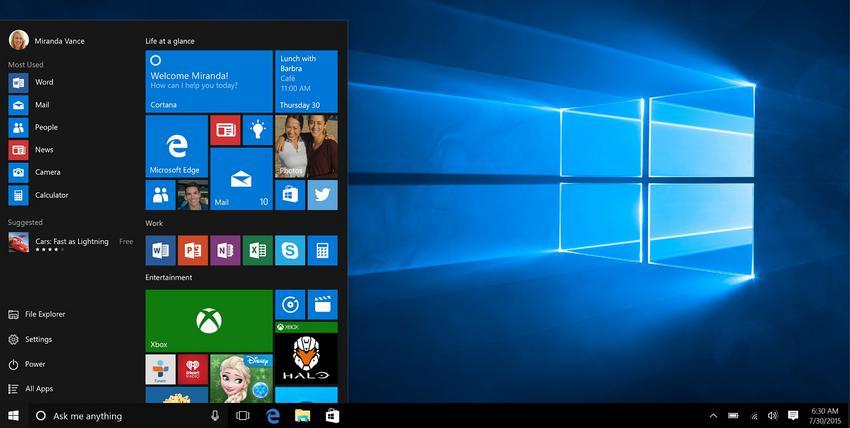 Προβλήματα προκαλεί η νέα ενημέρωση των Windows 10