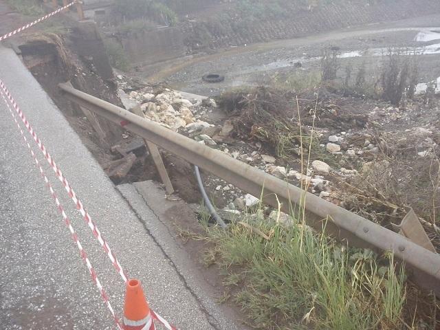 Ακόμη περιμένουν αποκατάσταση της γέφυρας στο Αϊδίνι