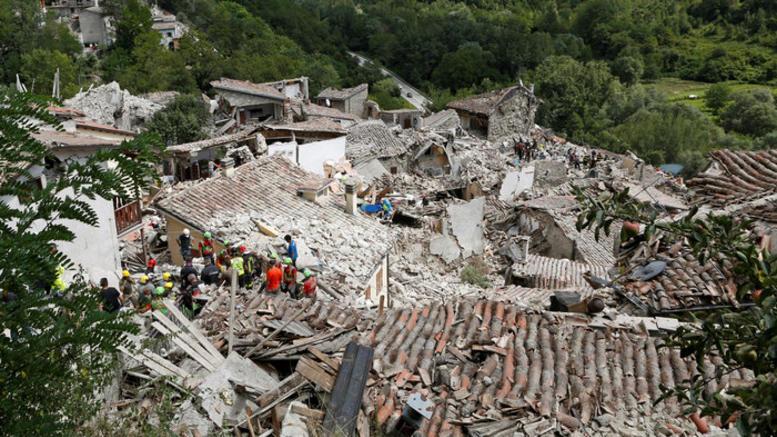 Οι σεισμολόγοι εξηγούν: Η Ελλάδα και η Ιταλική τραγωδία