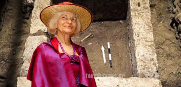 Απάντηση στο μυστήριο της Αμφίπολης δίνει αρχαιολόγος απο την Τσαγκαράδα