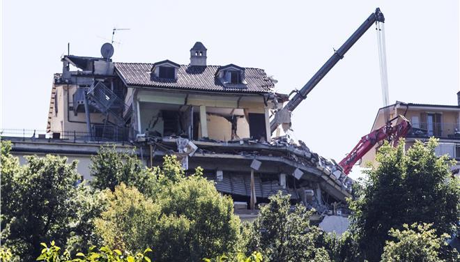 Oι ιταλοί εισαγγελείς ξεκινούν έρευνα για πιθανές κακοτεχνίες