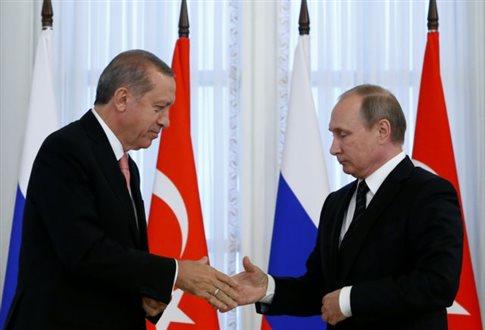 Άρση της ρωσικής απαγόρευσης των πτήσεων τσάρτερ προς Τουρκία