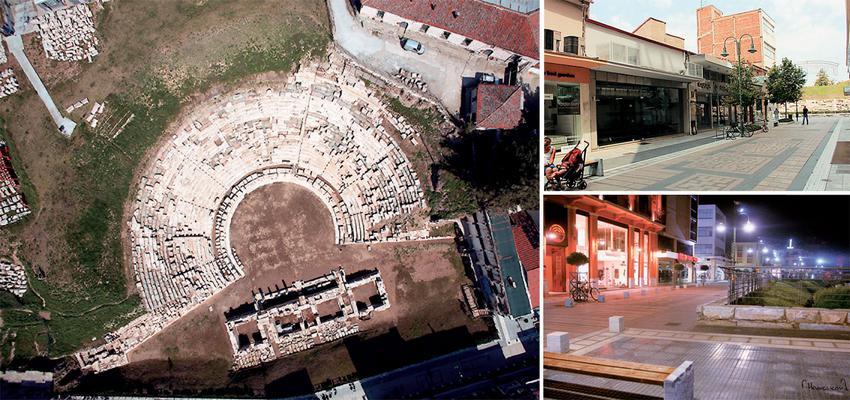 Ανάσα για το αρχαίο θέατρο της Λάρισας