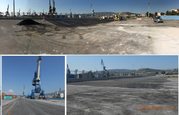 Κυκλοφοριακές ρυθμίσεις στο Λιμάνι λόγω ασφαλτοστρώσεων