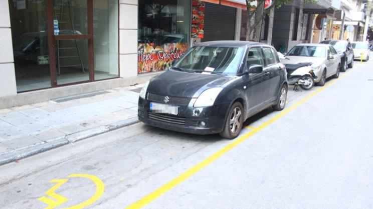 Εκοψαν κλήση σε αυτοκίνητο του Δήμου Λάρισας