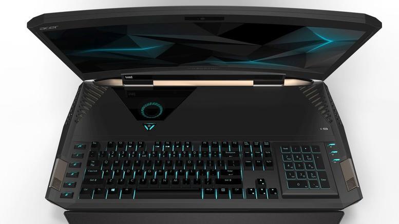 Παρουσιάστηκε το πρώτο laptop με κυρτή οθόνη