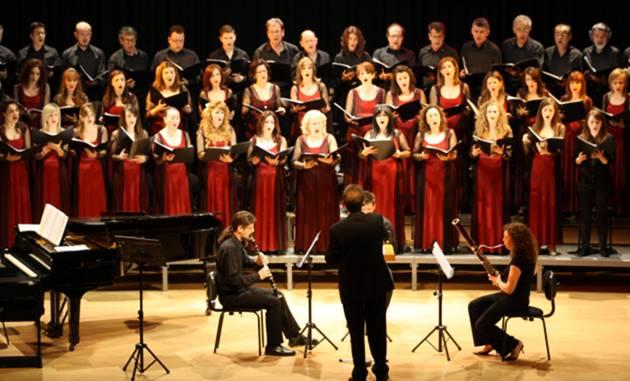Συναυλία με τραγούδια για τον κινηματογράφο και το θέατρο