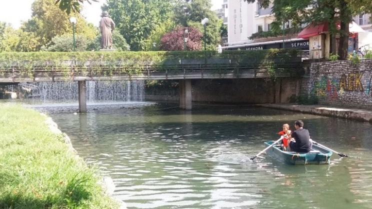 Βαρκάδες ξανά στον Ληθαίο ποταμό