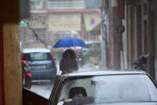 Καταιγίδες και... χαλάζι την Παρασκευή σε περιοχές της χώρας