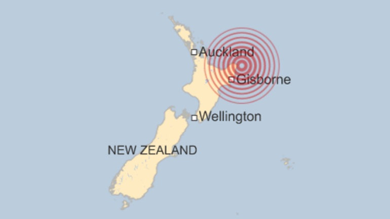 Τρόμος από τον σεισμό των 7,2 ρίχτερ στη Νέα Ζηλανδία - Εκδόθηκε σήμα για τσουνάμι
