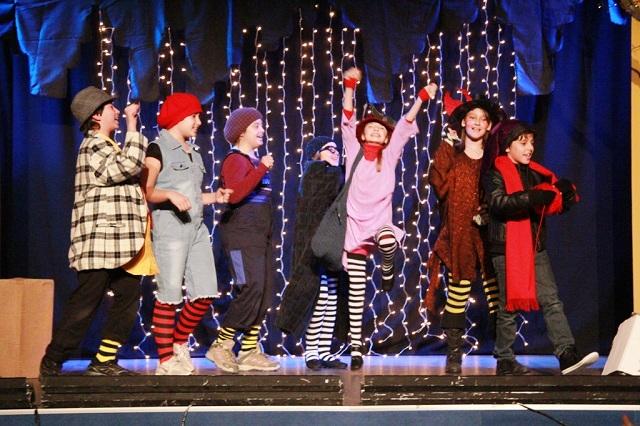 Θεατρικό εργαστήρι για παιδιά και εφήβους από την Πειραματική Σκηνή