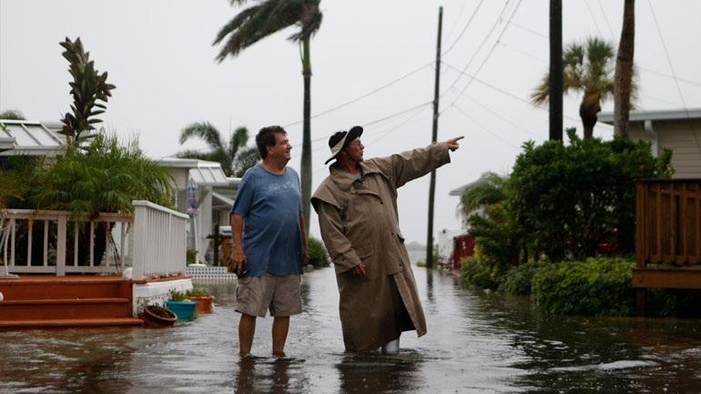ΗΠΑ: Τροπική καταιγίδα κατευθύνεται προς τη Νέα Υόρκη