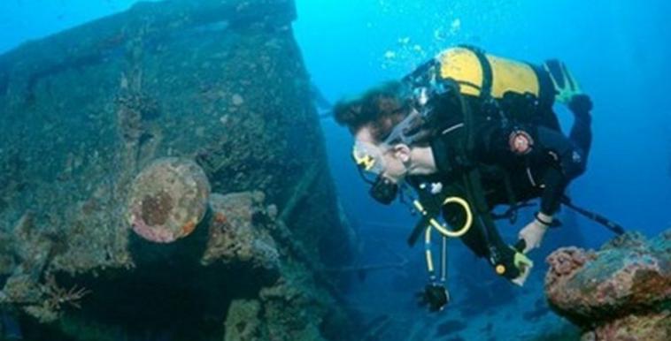 Βρέθηκε διαβρωμένο πυρομαχικό υλικό στη Γλώσσα Σκοπέλου