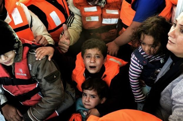 Bραβεύτηκε o έλληνας φωτογράφος που κατέγραψε τον αγώνα των προσφύγων