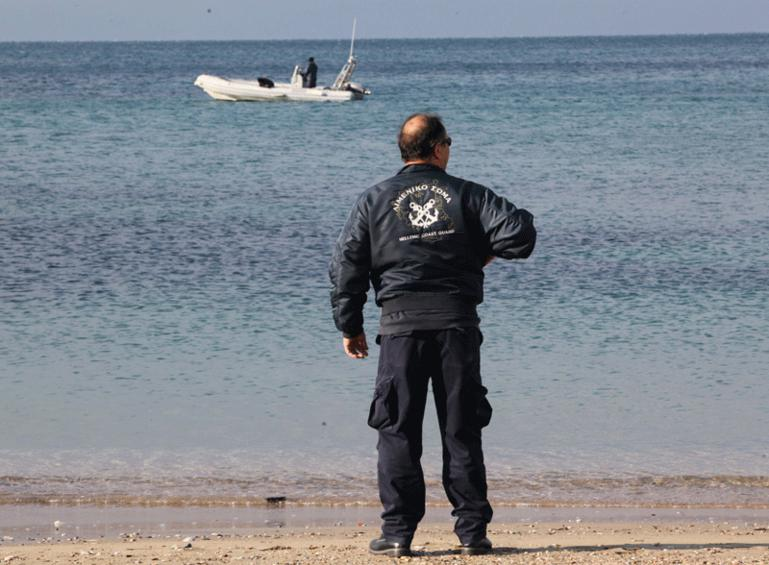 Πνίγηκε 61χρονη στα Καλά Νερά