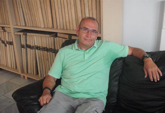 Βασίλης Καϊλας: Περιουσία μου η αγάπη του κόσμου
