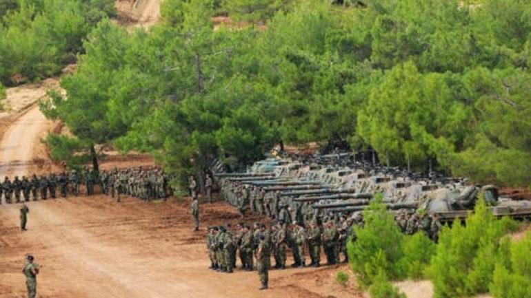 Νεκρός σε άσκηση 40χρονος στρατιωτικός