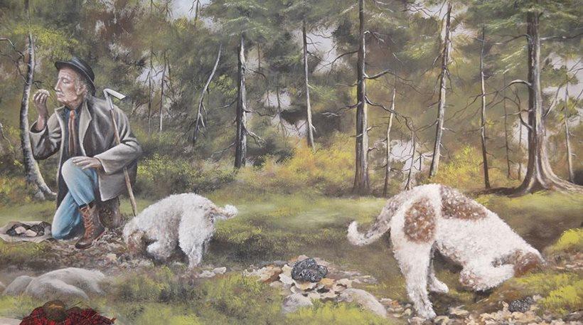Επεκτείνεται με πτέρυγα τοιχογραφιών το Μουσείο Μανιταριών και Φυσικής Ιστορίας