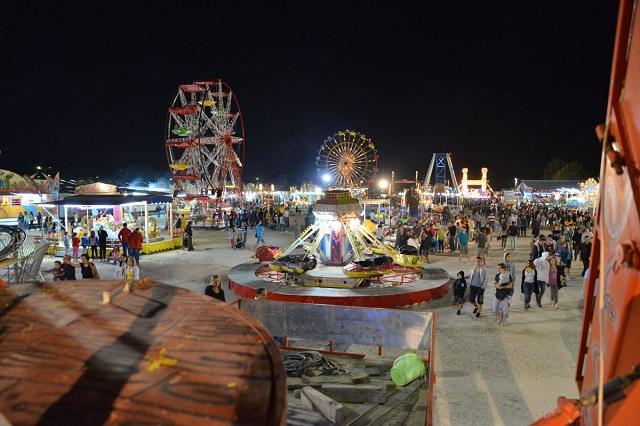 Σε υψηλά επίπεδα επισκεψιμότητα και αγοραστική κίνηση στο Παζάρι Αλμυρού