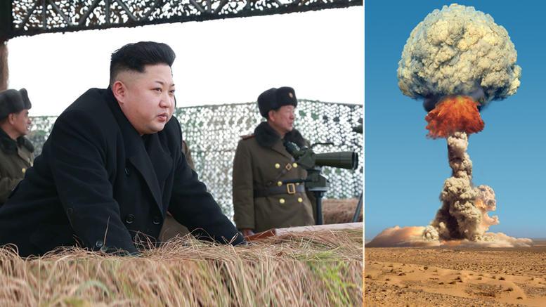Συναγερμός από την πυρηνική δοκιμή στην Βόρεια Κορέα