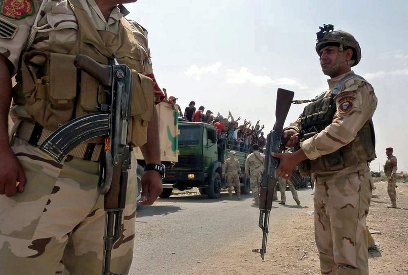 Ενίσχυση αμερικανικών δυνάμεων για την ανακατάληψη της Μοσούλης