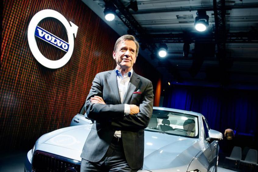 Volvo: Η έλευση του νέου S90 καλλιεργεί υψηλές προσδοκίες