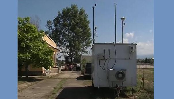 Νέοι σταθμοί παρακολούθησης ατμοσφαιρικής ρύπανσης σε Βόλο και Λάρισα