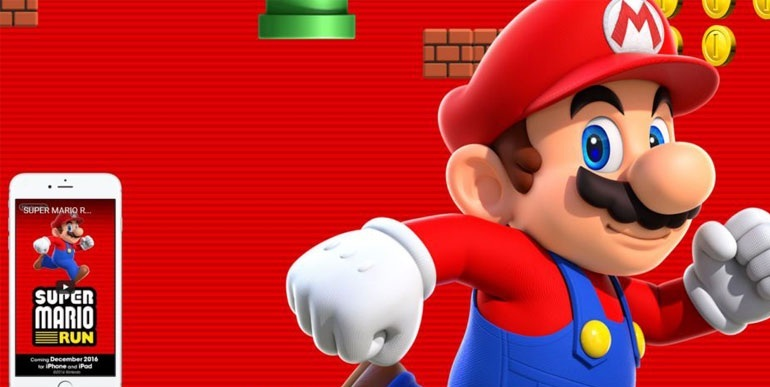 Ο Super Mario έρχεται σε iPhone και iPad