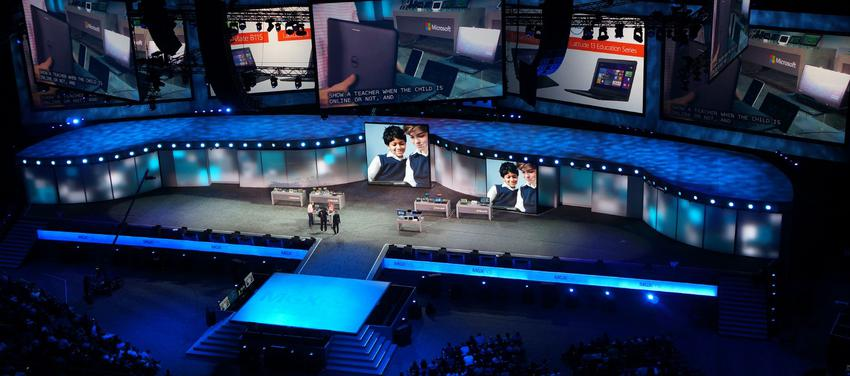 Η Microsoft Ελλάδας αναδείχτηκε ως κορυφαία θυγατρική παγκοσμίως