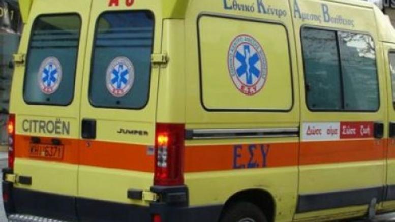 Αγρότισσα τραυματίστηκε μετά από εκτροπή τρακτέρ