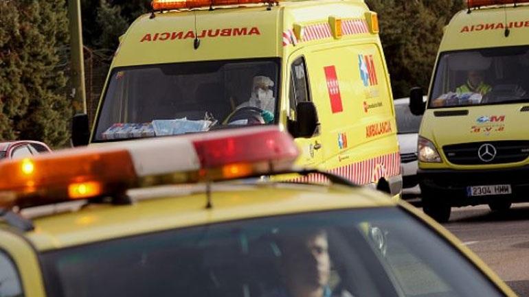 24 τραυματίες από ανατροπή τουριστικού λεωφορείου στη Βαρκελώνη