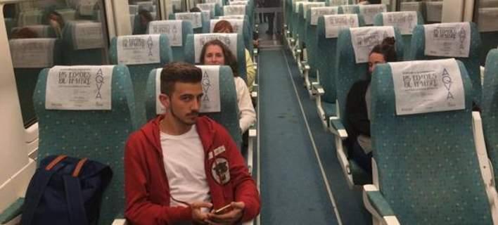 Οδηγός τρένου άφησε 100 επιβάτες στα μισά της διαδρομής: Τελείωσε η βάρδιά μου, είπε