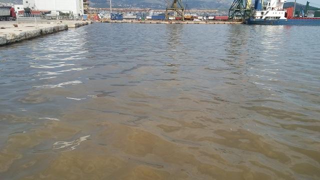 Η Περιβαλλοντική Πρωτοβουλία Μαγνησίας για τη ρύπανση στο Λιμάνι