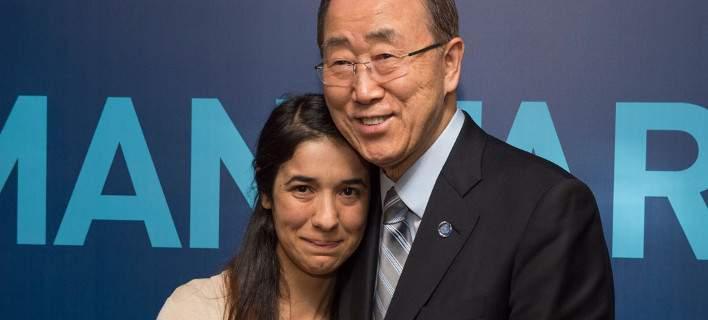 Μια 23χρονη γιαζίντι, σκλάβα του σεξ των τζιχαντιστών η νέα πρέσβειρα του ΟΗΕ
