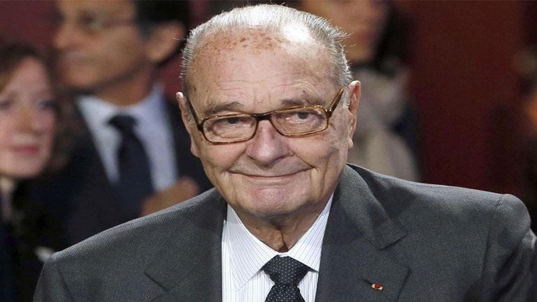 Ο πρώην πρόεδρος της Γαλλίας Ζακ Σιράκ στο νοσοκομείο με λοίμωξη των πνευμόνων