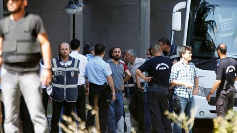 Τουρκία: Συλλήψεις 40 ύποπτων για σχέσεις με το Ισλαμικό Χαλιφάτο